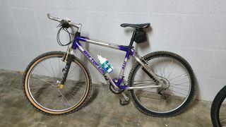 Bicicleta (en Begues)