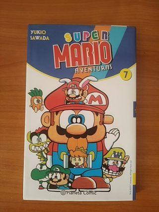 Super Mario aventuras 7