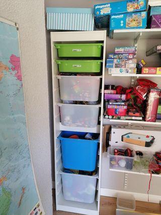 Organizador de juguetes Ikea