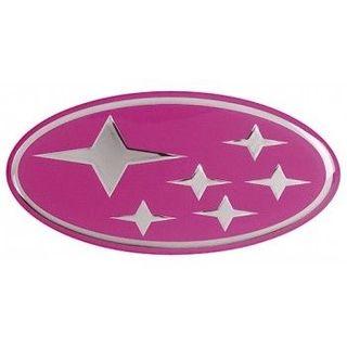 Insignia Subaru Rosa