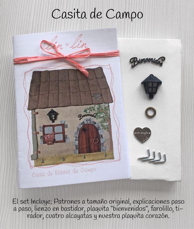 Set casa de llaves de campo