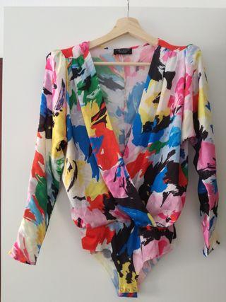 Blusa / body de colores
