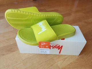 Slides Nike x Stussy