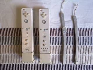 Wii Mando Wii Remote con Motion Plus Pareja