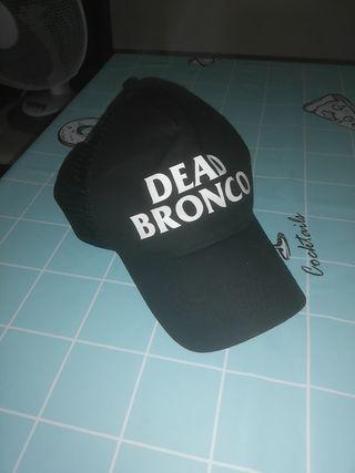 gorra Dead Bronco.