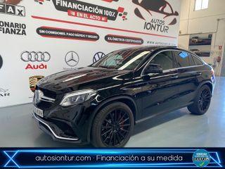 Mercedes-Benz GLE Coupé 2018