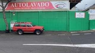 Toyota Land Cruiser Hj61 1988