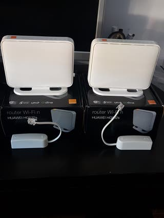 2 routers