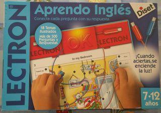 "Lectron ""Aprendo inglés"""