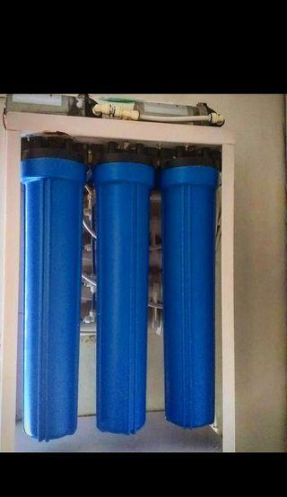 planta de osmosis