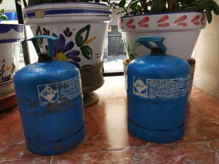 bombonas de gas campin