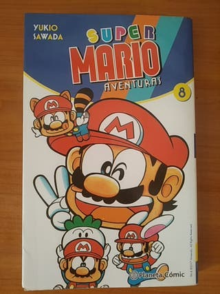 Super Mario aventuras 8