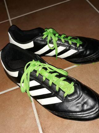 Botas Adidas Goletto 6 talla 44/ 44'5