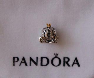 Charm Disney Pandora Carroza de cenicienta