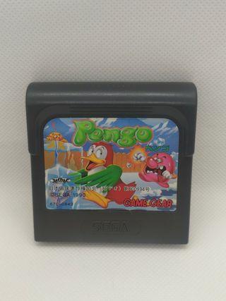 juego pongo de consola Game gear