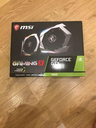 Tarjeta Gráfica MSI GeForce GTX Gaming X 6GB GDDR5