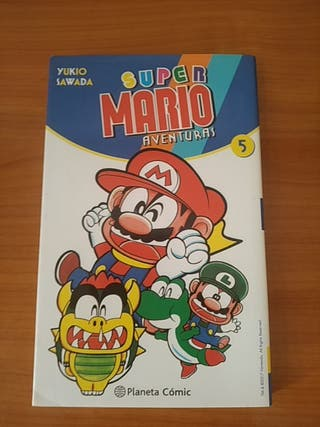Super Mario aventuras 5