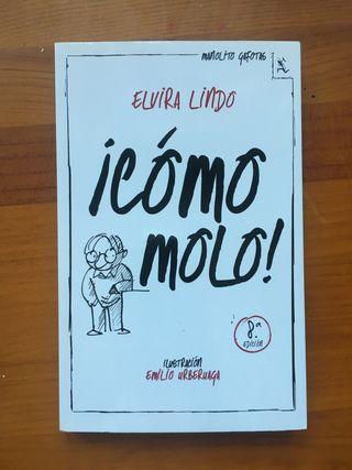 libro: ¡CÓMO MOLO! Elvira Lindo