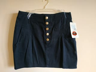 Falda estilo marinero (nuevo)