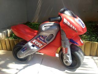 Moto Feber correpasillos infantil niños