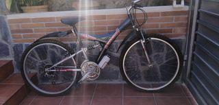 bici btt rueda 26