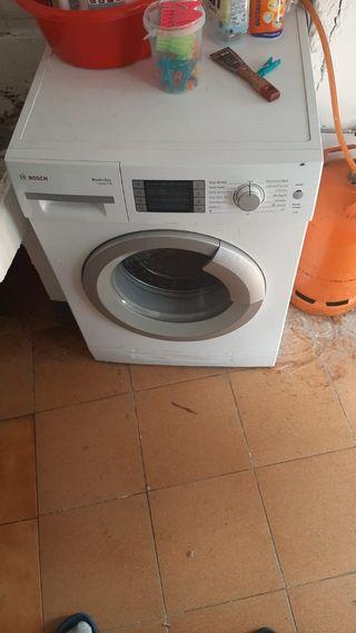 lavadora + nevera