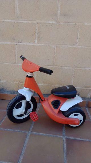 moto pedales