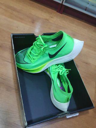 zapatillas bambas Nike ZOOMX VAPORFLY NEXT%