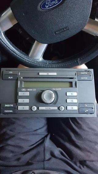 radio coche ford focus II