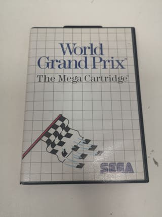 world Grand Prix para Sega Master System