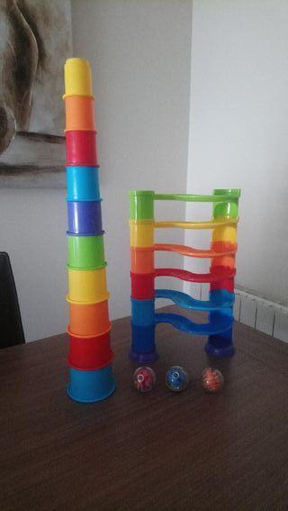 Lote juegos educativos Eduland