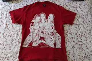 camiseta rebel 8