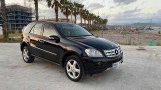 MERCEDES ML 280 CDI (124.000KM)