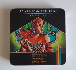 Lapices prismacolor 72 colores