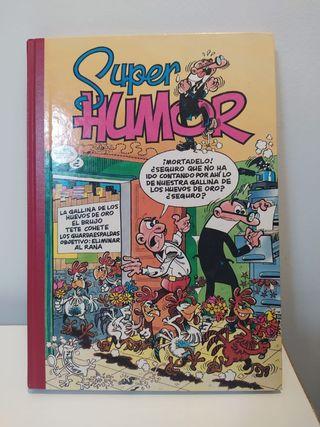 Comic Superhumor 1993 N° 7 Mortadelo