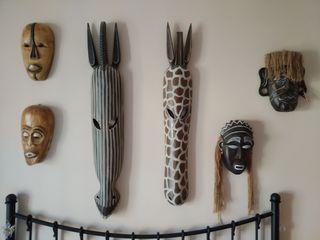 Máscaras decoración