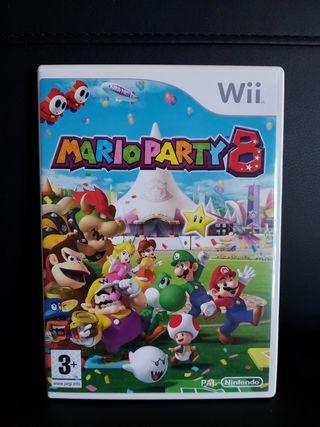 MARIO PARTY 8 Para Wii