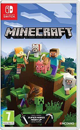 Minecraft Para nintendo switch