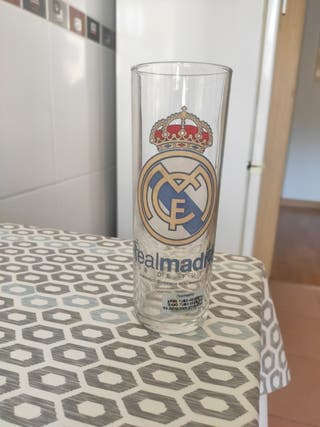 vaso alargado del Real Madrid
