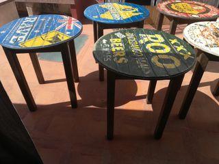 mesas solo quedan 2