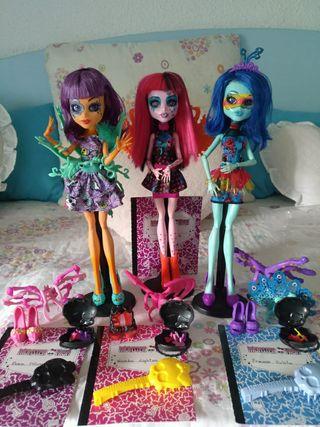 Colección Monster High Inner