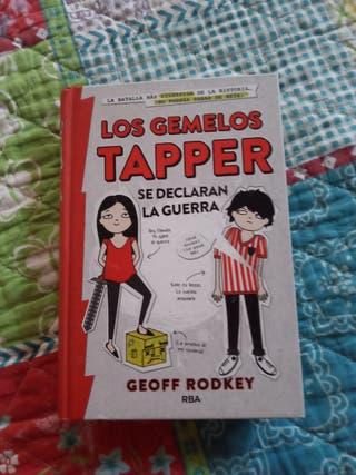 """Los Gemelos Tapper/Se declaran la guerra """