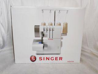 Overlock Remalladora con 2/3/4 hilos Singer14SH754