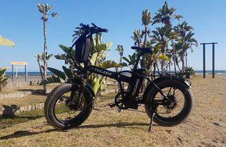 Bicicleta Electrica Tucano Monster 20 Limited