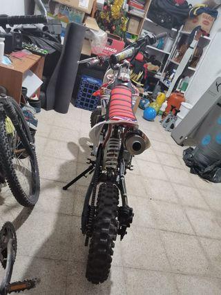 Pit Bike Rebel Master