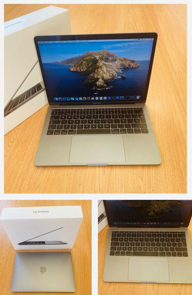 """macbook pro 13"""" exposición"""