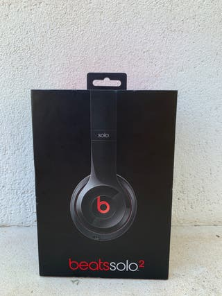 Auriculares Beats Solo 2 Negro