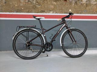 bicicleta ciudad-trecking lapierre