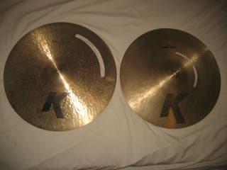 Zildjian K x2