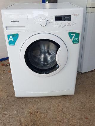 lavadoras hisense